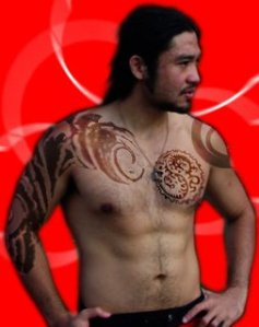 Japanese Tattoo Gallery  with Tribal Male